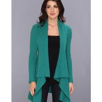 Autumn+Cashmere+-+New+Rib+Drape+Cardigan+%28Emerald%29+-+Apparel