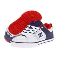 DC+-+Pure+XE+%28White%2FD+C+Navy%2FTrue+Red%29+-+Footwear