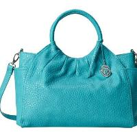 Relic - Willow Ring Satchel (Turquoise) - Bags and Luggage