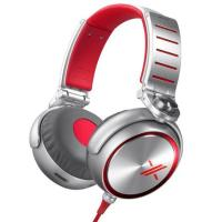 Sony+MDR-X10+X+Headphones%2C+Red