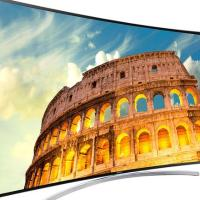 "Samsung - 55"" Class (54-5/8"" Diag.) - Led - Curved - 1080p - 240hz - Smart - 3d - Hdtv"