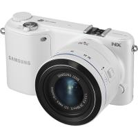 Samsung+-+Nx2000+Compact+System+Camera+With+20-50mm+Lens+-+White