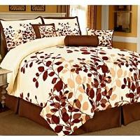Mulberry+7-pc.+Comforter+Set+by+PHF+Linens
