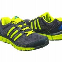 adidas Men's LIQUID RIDE Shoes (Grey/Electricity)