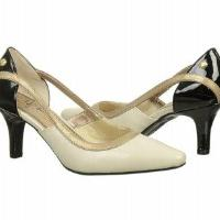 LifeStride Women's Karin Shoes (Cream/Black Multi)