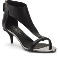 Havemeyer Leather Heeled Sandal