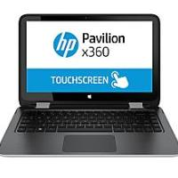 HP Pavilion Convertible Laptop Computer With 13.3in. Touch-Screen Display AMD Quad-Core A8 Processor, 13-a051nr x360