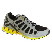 Men%27s+ZigKick+Running+Athletic+Shoe+-+Grey%2FBlack%2FYellow