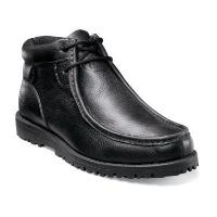 Pedigree Stacy Adams Pedigree 53369 mens moc toe ankle boots