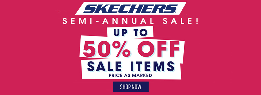 Semi-Annual Sale! Take up to 50% off sale items
