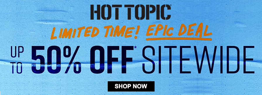 The Big Summer Sale! Take up to 60% off select styles