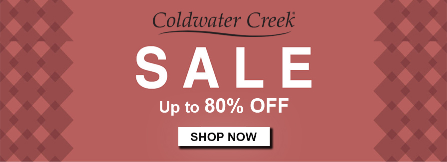SALE! Take up to 80% off