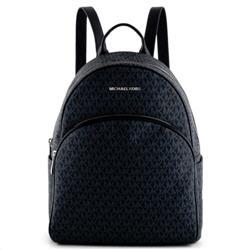 Michael Kors Large Abbey Backpack Admiral Blue MK
