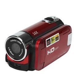 HD 1080P 16M 16X Digital Zoom Video Camcorder