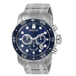 Invicta Men's Pro Diver Blue Watch