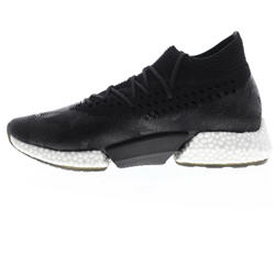 Puma Mens Black Canvas Athletic Gym Running Shoes
