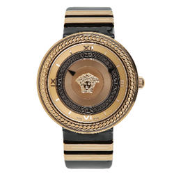 Versace Womens V-Metal Icon Watch